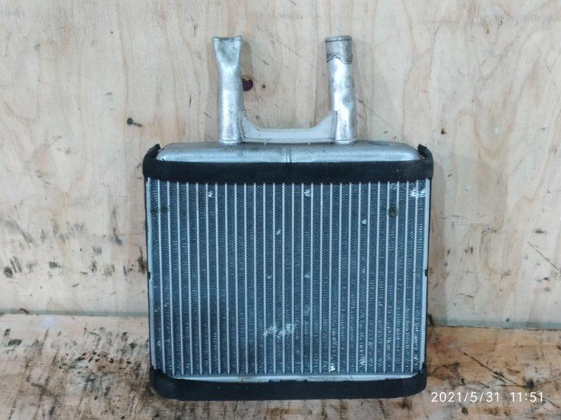 Радиатор отопителя Honda Logo GA3 D13B 1999