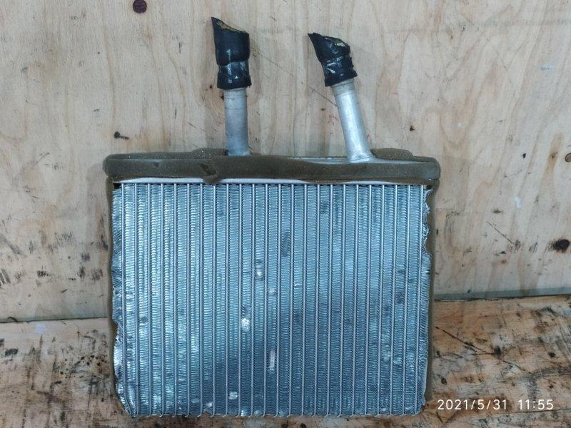 Радиатор отопителя Nissan Wingroad WFY11 QG15DE 2001