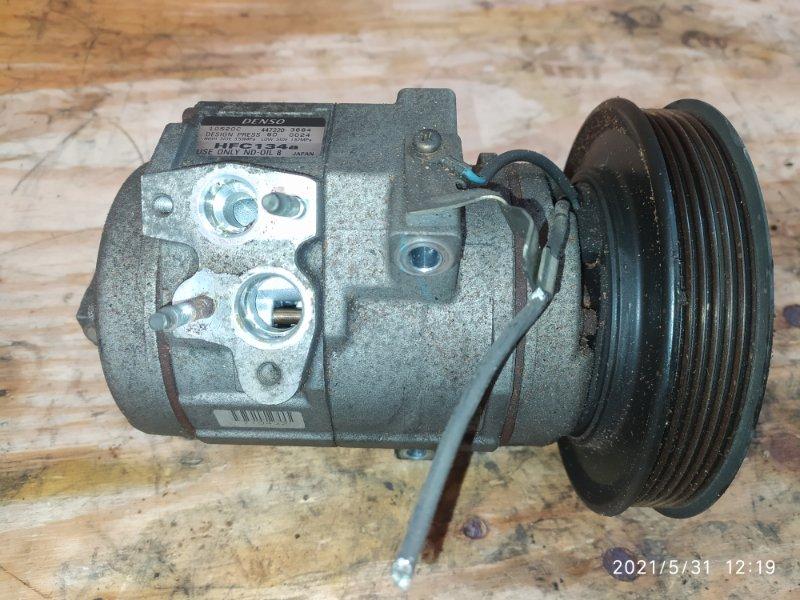 Компрессор кондиционера Honda Avancier TA1 F23A 2002