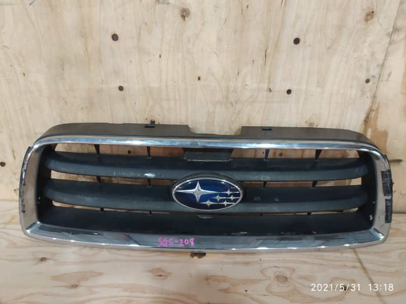 Решетка радиатора Subaru Forester SG5 EJ20 2002