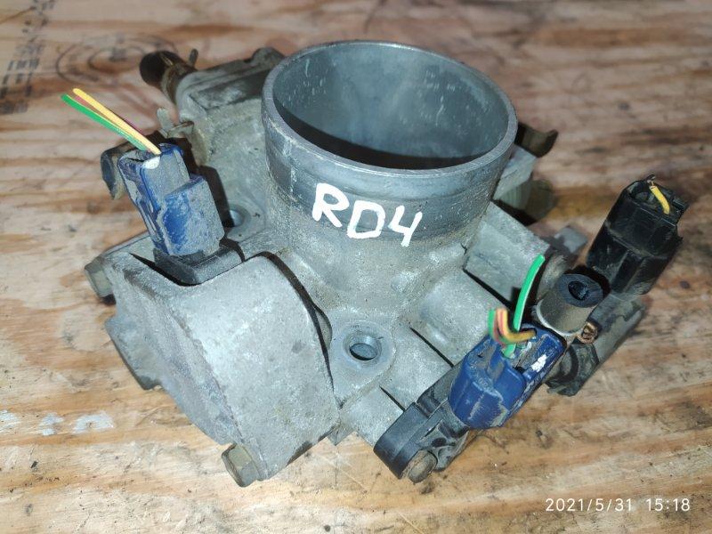 Заслонка дроссельная Honda Cr-V RD4 K20A 2003