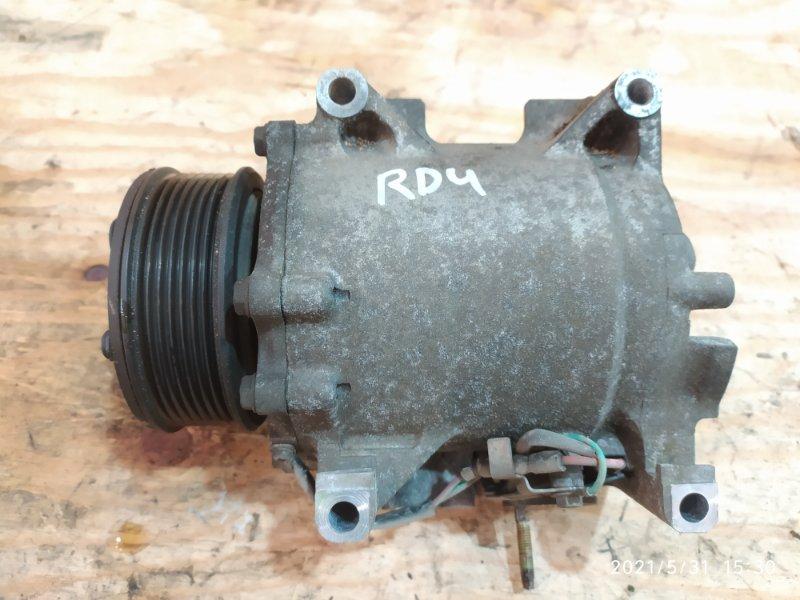 Компрессор кондиционера Honda Cr-V RD4 K20A 2003