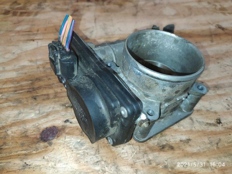 Заслонка дроссельная Nissan Bluebird Sylphy KG11 MR20DE 2006