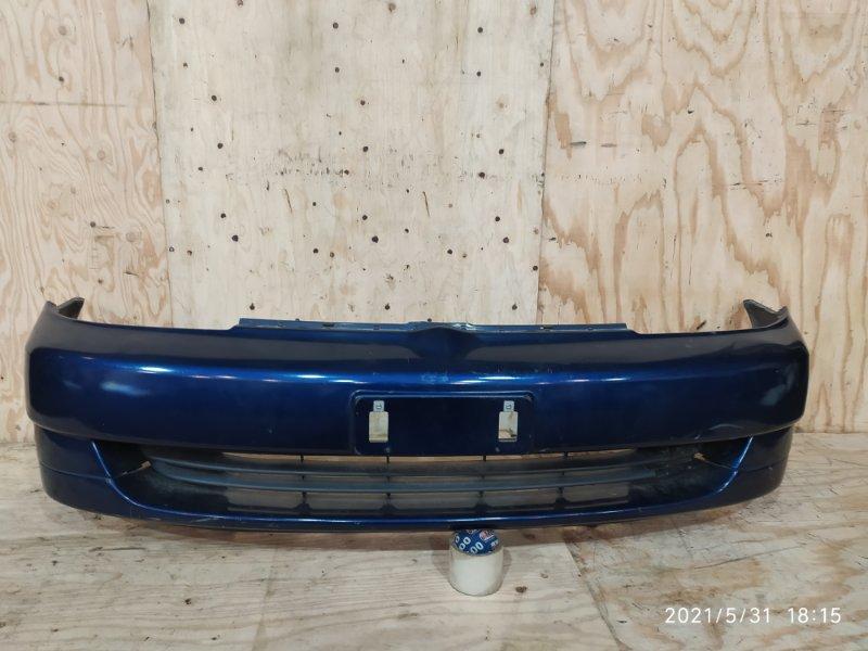 Бампер Toyota Platz SCP11 1SZ-FE 2000 передний