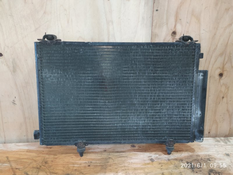 Радиатор кондиционера Toyota Platz SCP11 1SZ-FE 2000