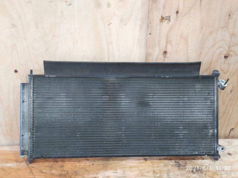 Радиатор кондиционера Honda Fit GD1 L13A 2006