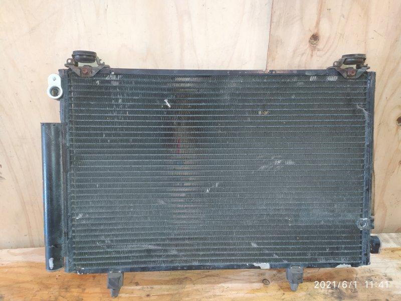 Радиатор кондиционера Toyota Bb NCP30 2NZ-FE 2005