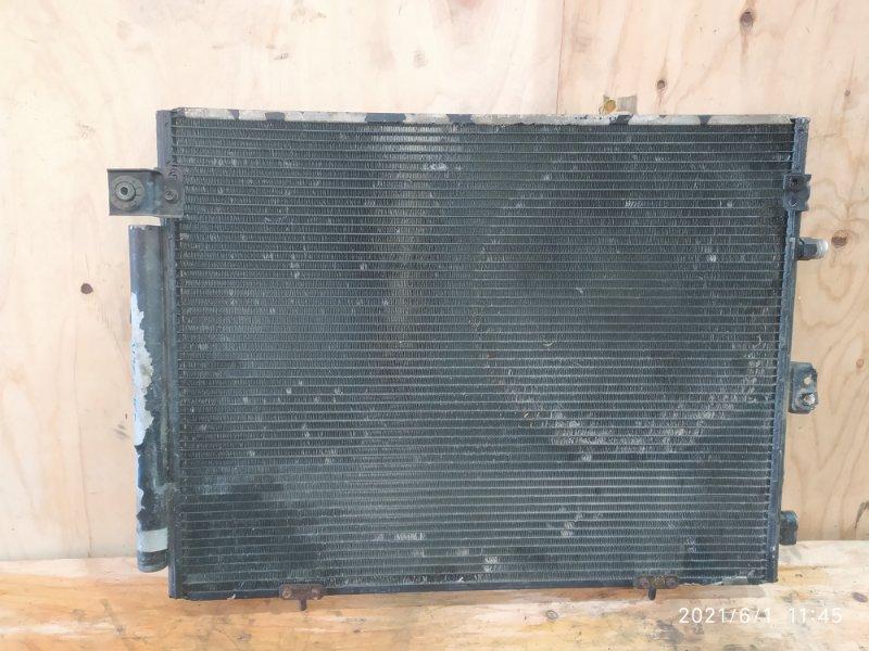 Радиатор кондиционера Mitsubishi Pajero V75W 6G74 2002