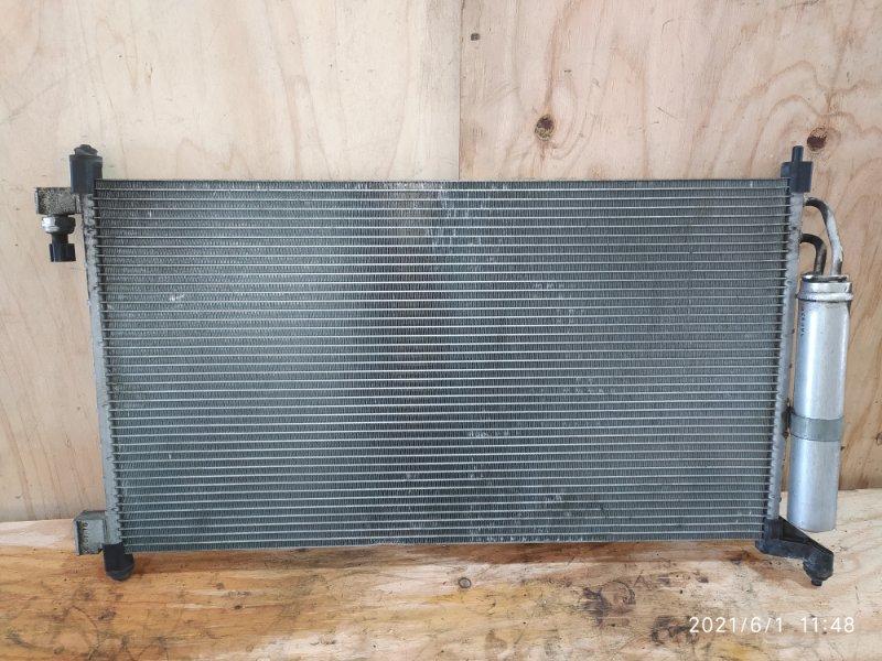 Радиатор кондиционера Nissan Bluebird Sylphy KG11 MR20DE 2006