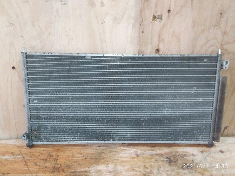 Радиатор кондиционера Honda Airwave GJ1 L15A 2006