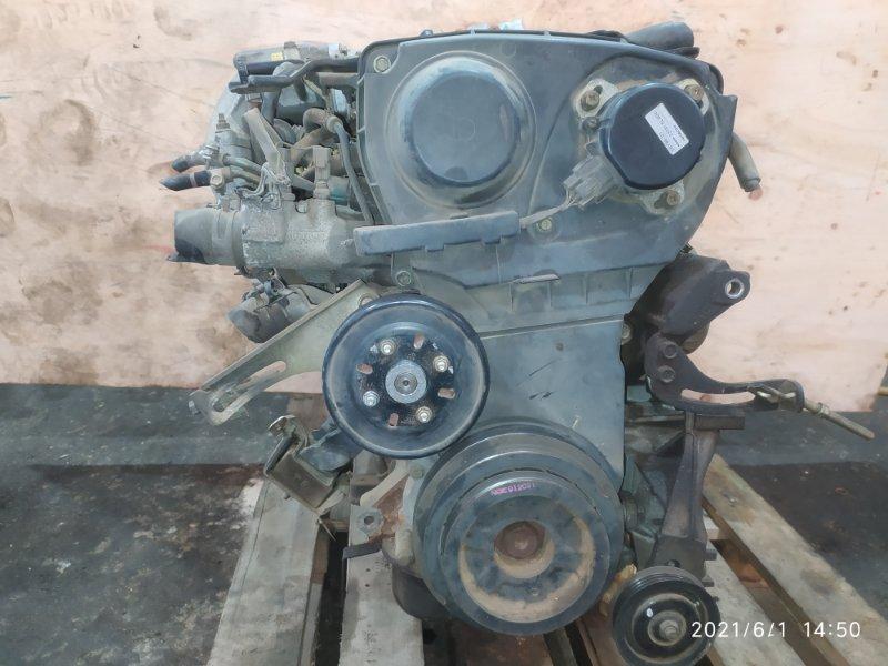 Двигатель Nissan Laurel HC35 RB20DE 2000