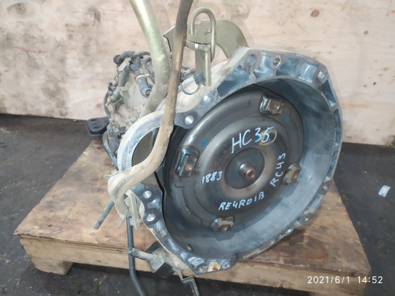 Акпп Nissan Laurel HC35 RB20DE 2000