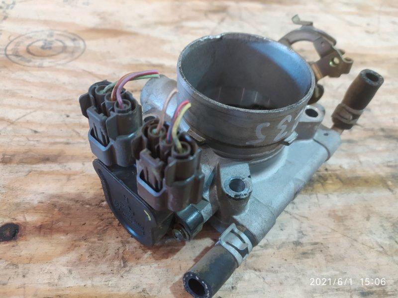 Заслонка дроссельная Nissan Laurel HC35 RB20DE 2000