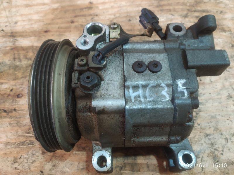 Компрессор кондиционера Nissan Laurel HC35 RB20DE 2000