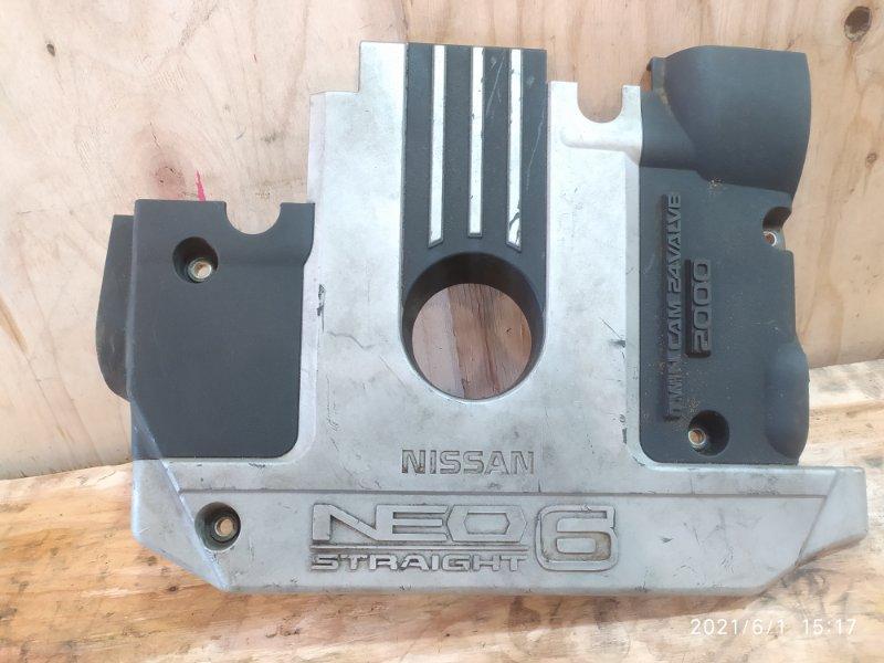 Крышка на двигатель декоративная Nissan Laurel HC35 RB20DE 2000