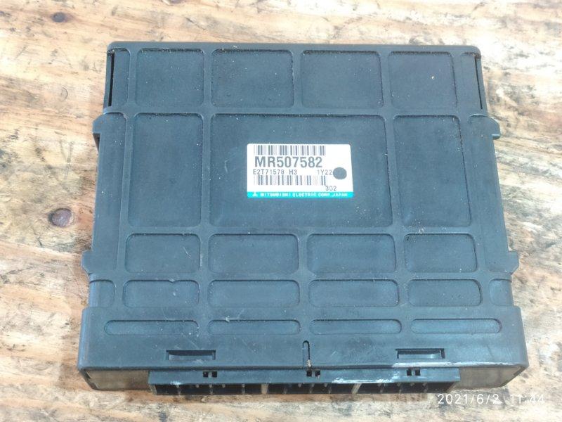 Блок управления двс Mitsubishi Pajero Io H77W 4G94 2001