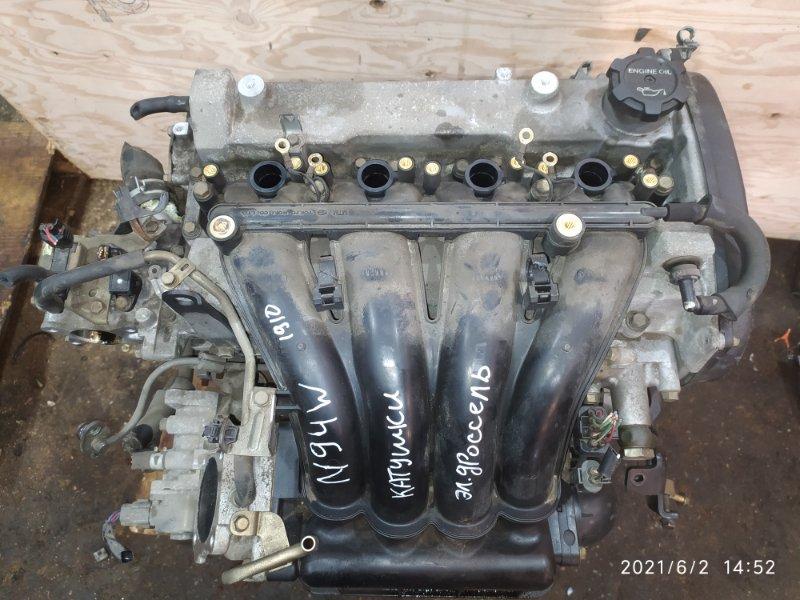 Двигатель Mitsubishi Chariot Grandis N94W 4G64 2001