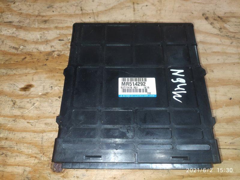 Блок управления двс Mitsubishi Chariot Grandis N94W 4G64 2001