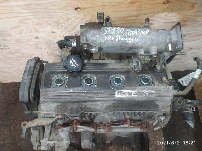 Двигатель Toyota Caldina ST190G 4S-FE 1995