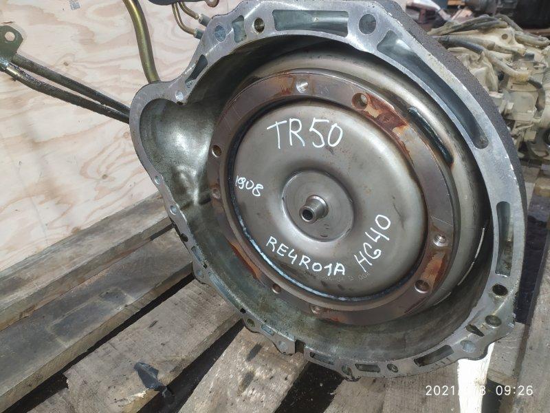 Акпп Nissan Terrano TR50 ZD30DDTI 2002