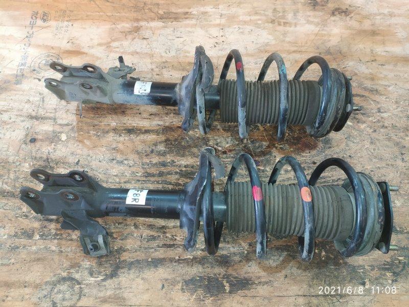 Стойка подвески Nissan Wingroad WFY11 QG15DE 2004 передняя