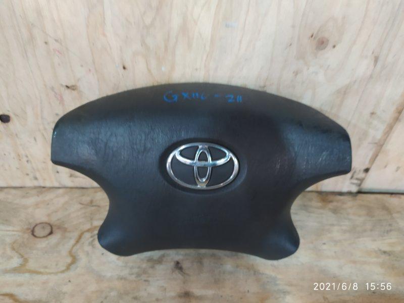 Аирбаг Toyota Mark Ii GX110 1G-FE 2002