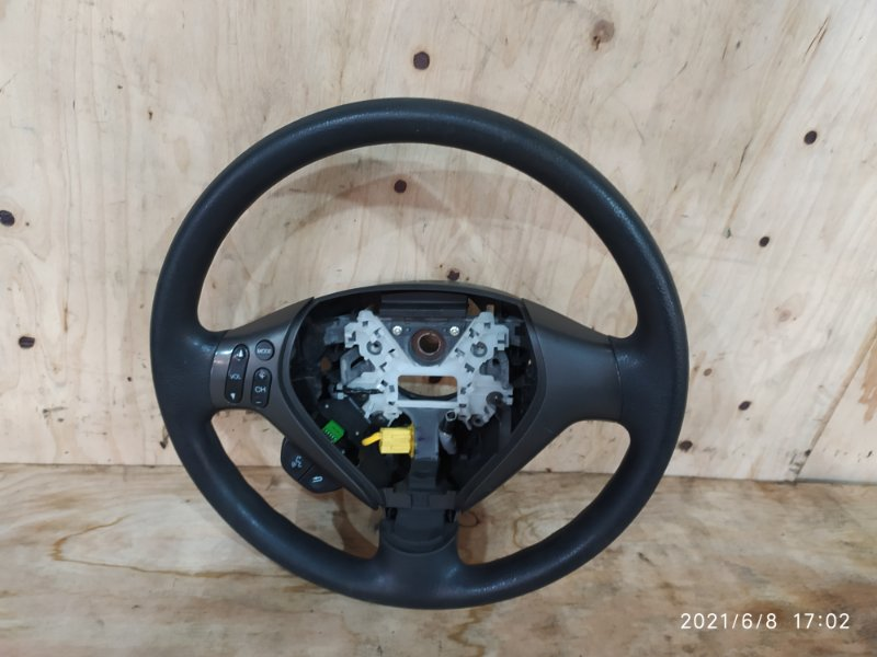 Руль Honda Airwave GJ1 L15A 2006