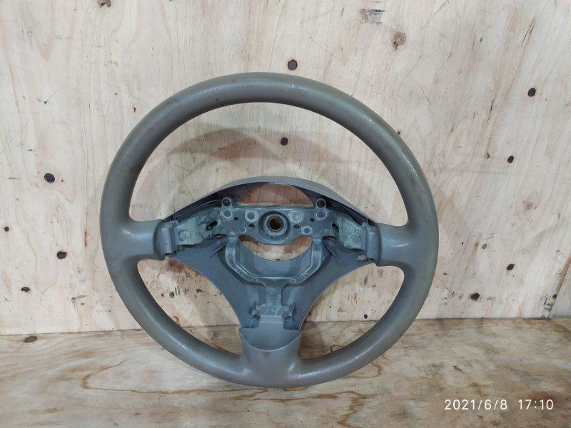 Руль Toyota Platz SCP11 1SZ-FE 2000