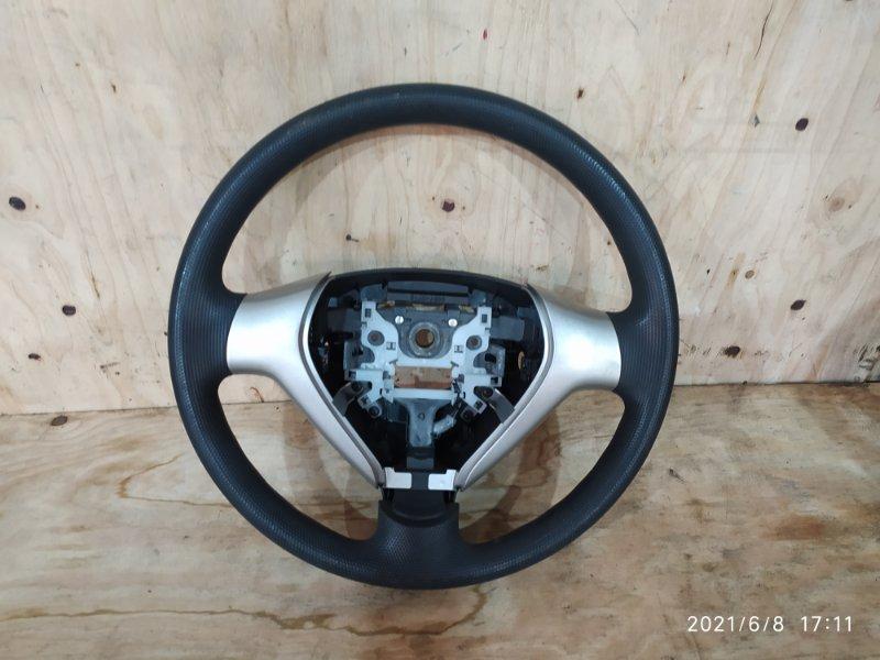 Руль Honda Fit GD1 L13A 2006