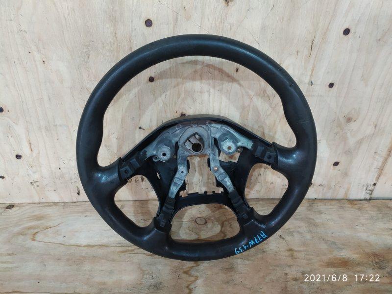 Руль Mitsubishi Pajero Io H77W 4G94 2001