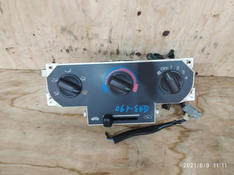 Блок управления климат-контролем Honda Logo GA3 D13B 1999