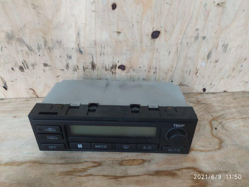 Блок управления климат-контролем Nissan Bluebird Sylphy QG10 QG18DE 2004