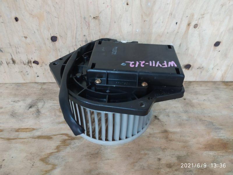 Вентилятор печки Nissan Wingroad WFY11 QG15DE 2002