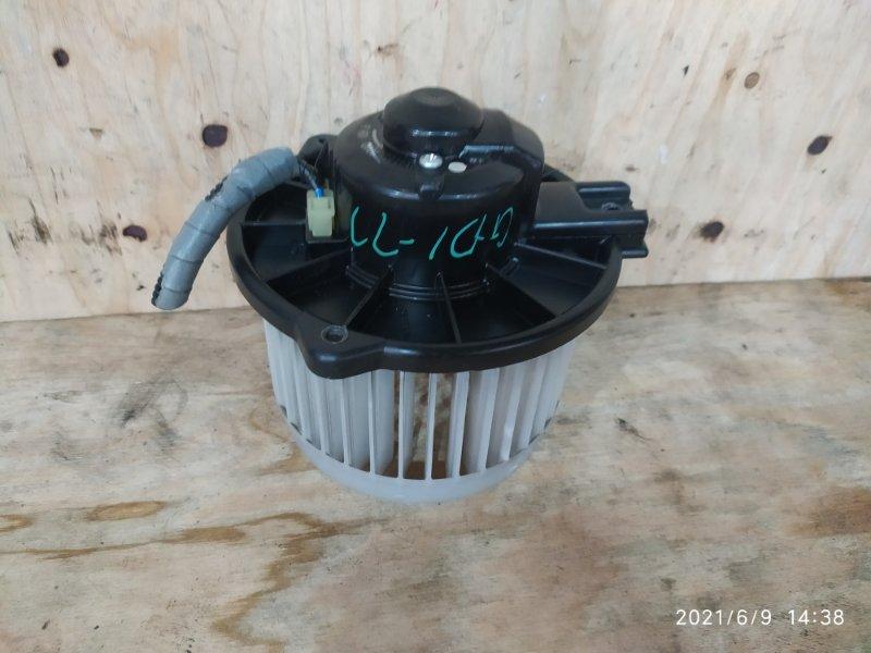Вентилятор печки Honda Fit GD1 L13A 2006