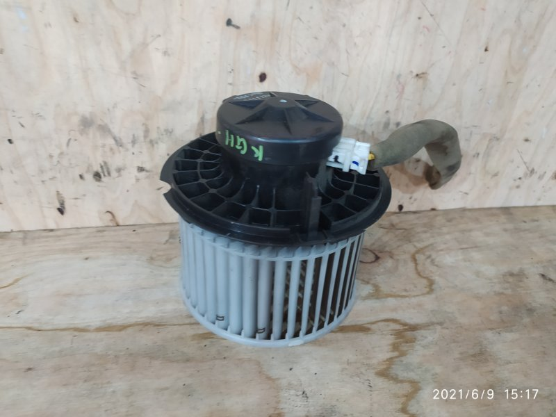 Вентилятор печки Nissan Bluebird Sylphy KG11 MR20DE 2006