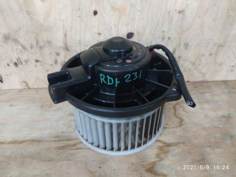 Вентилятор печки Honda Cr-V RD1 B20B 1998