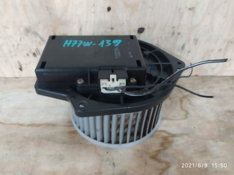 Вентилятор печки Mitsubishi Pajero Io H77W 4G94 2001