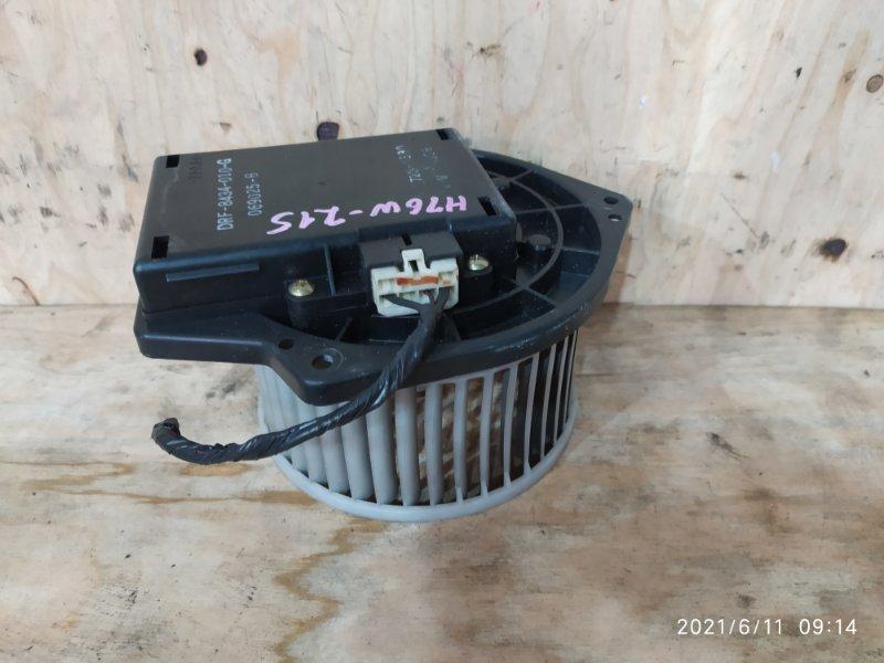 Вентилятор печки Mitsubishi Pajero Io H76W 4G93 2003