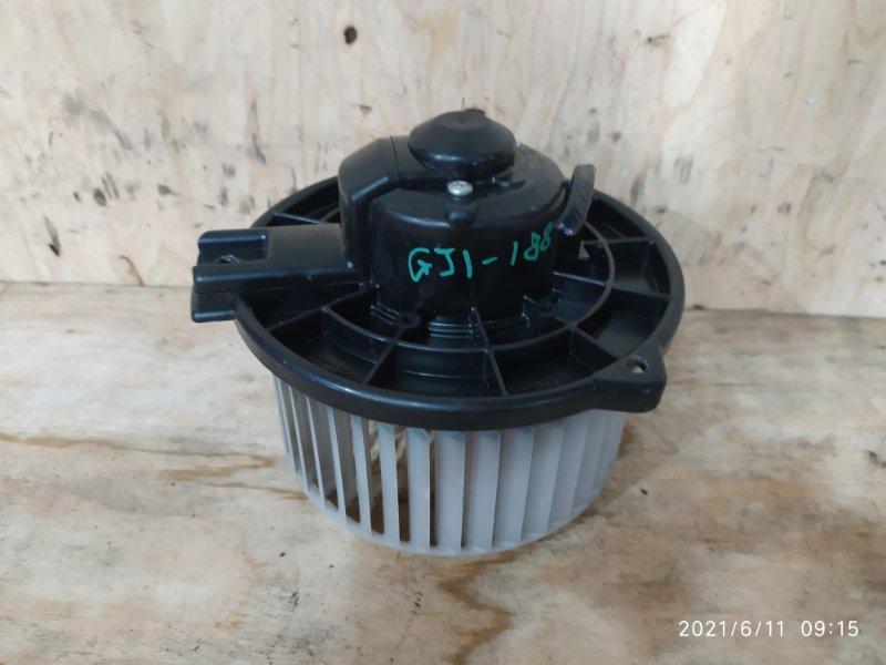 Вентилятор печки Honda Airwave GJ1 L15A 2006