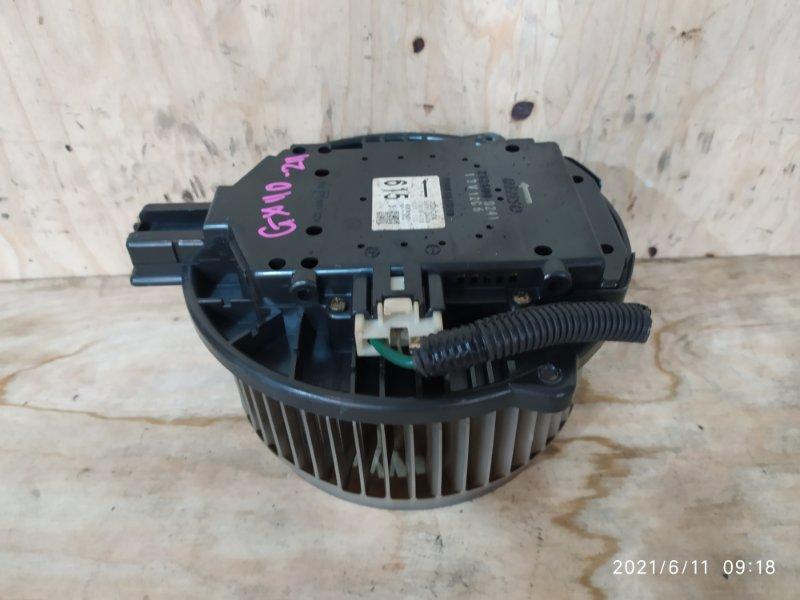 Вентилятор печки Toyota Mark Ii GX110 1G-FE 2002
