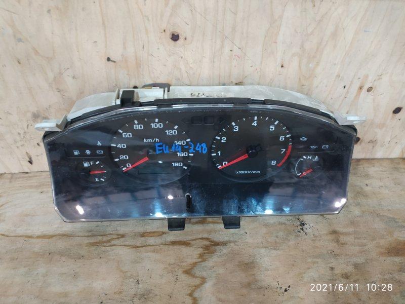Комбинация приборов Nissan Bluebird EU14 SR18DE 1998
