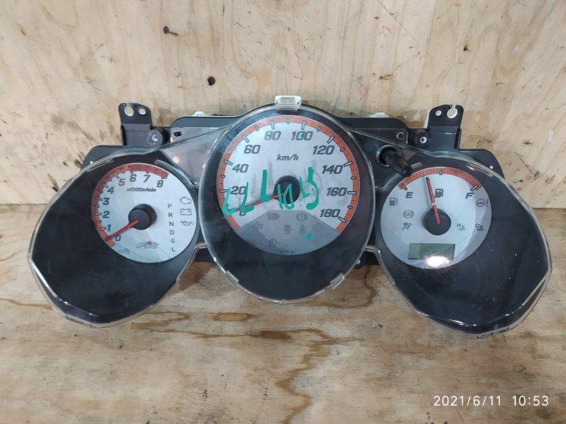 Комбинация приборов Honda Fit GD1 L13A 2006
