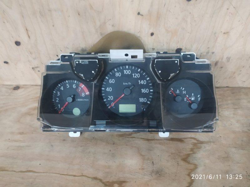 Комбинация приборов Nissan Wingroad WFY11 QG15DE 2002