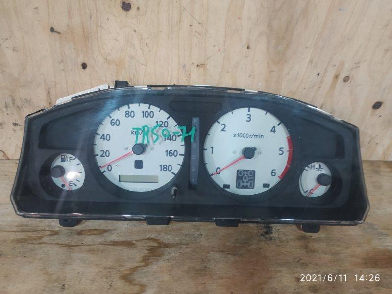 Комбинация приборов Nissan Terrano TR50 ZD30DDTI 2002