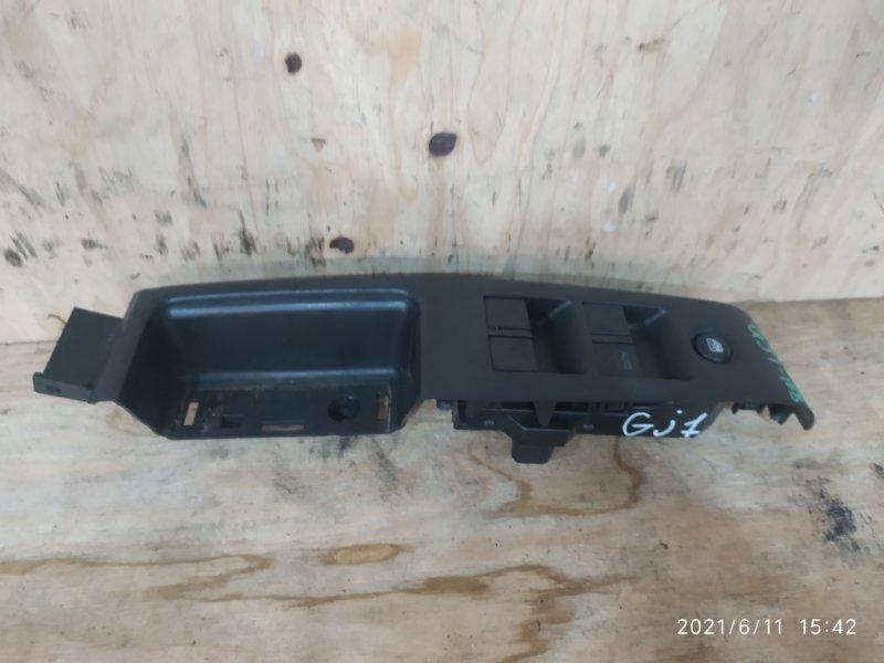 Блок управления стеклоподъемниками Honda Airwave GJ1 L15A 2006