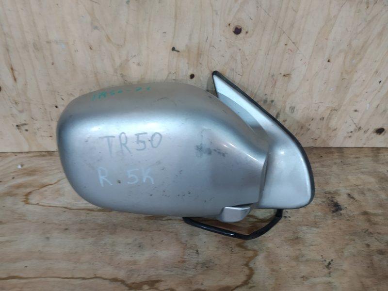 Зеркало боковое Nissan Terrano TR50 ZD30DDTI 2002 правое