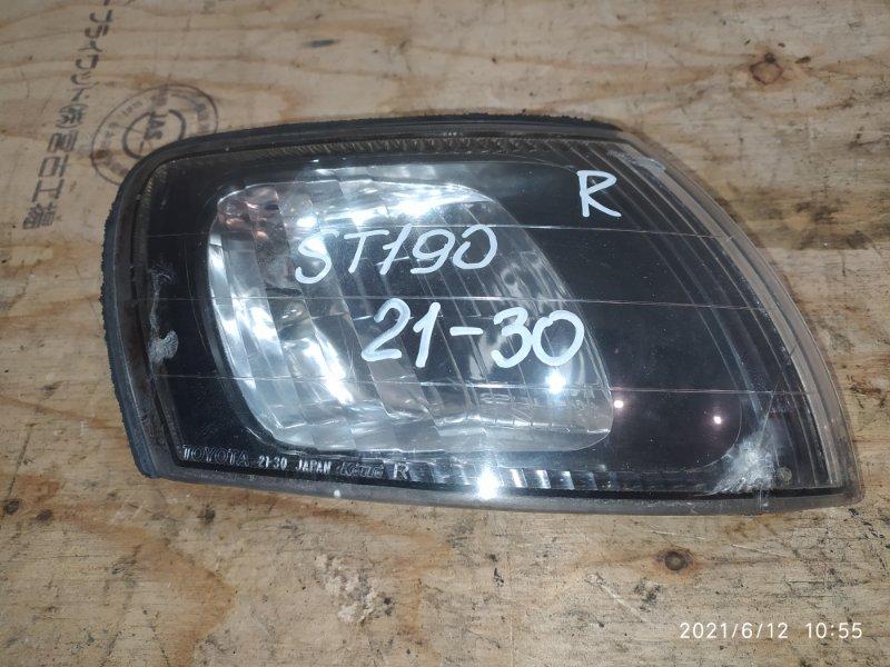 Поворотник Toyota Caldina ST190G 4S-FE 1994 правый