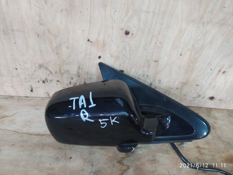 Зеркало боковое Honda Avancier TA1 F23A 2002 правое