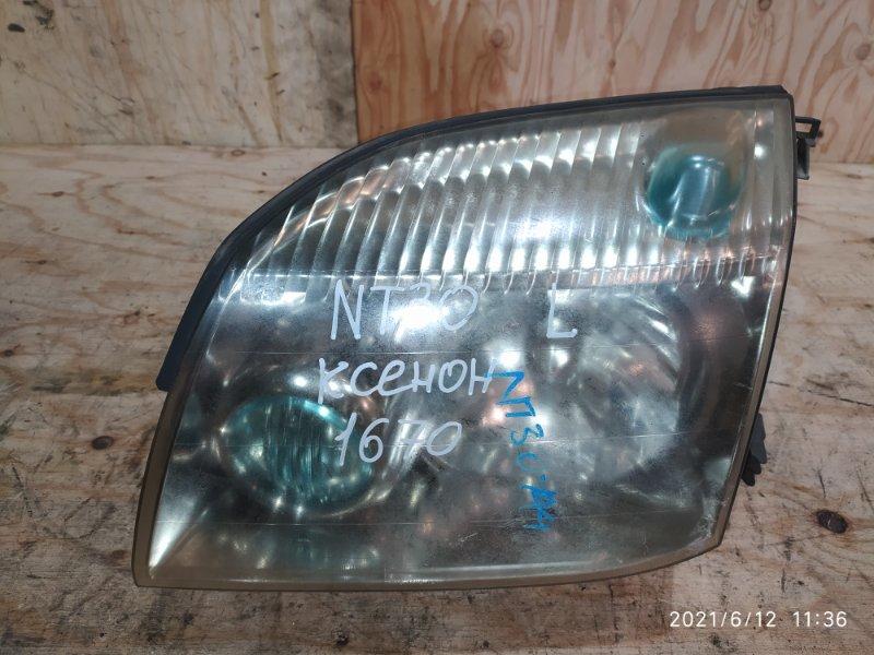Фара Nissan X-Trail NT30 QR20DE 2004 левая
