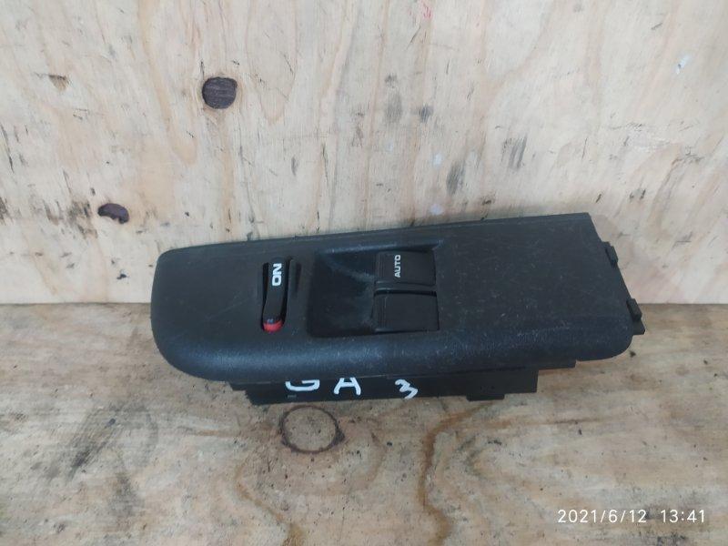 Блок управления стеклоподъемниками Honda Logo GA3 D13B 1999